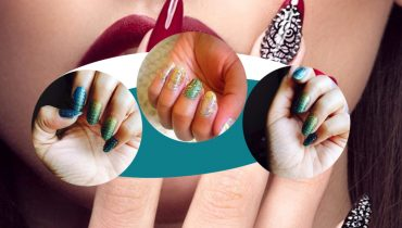 Quick Way To Dazzle Up Your Nails