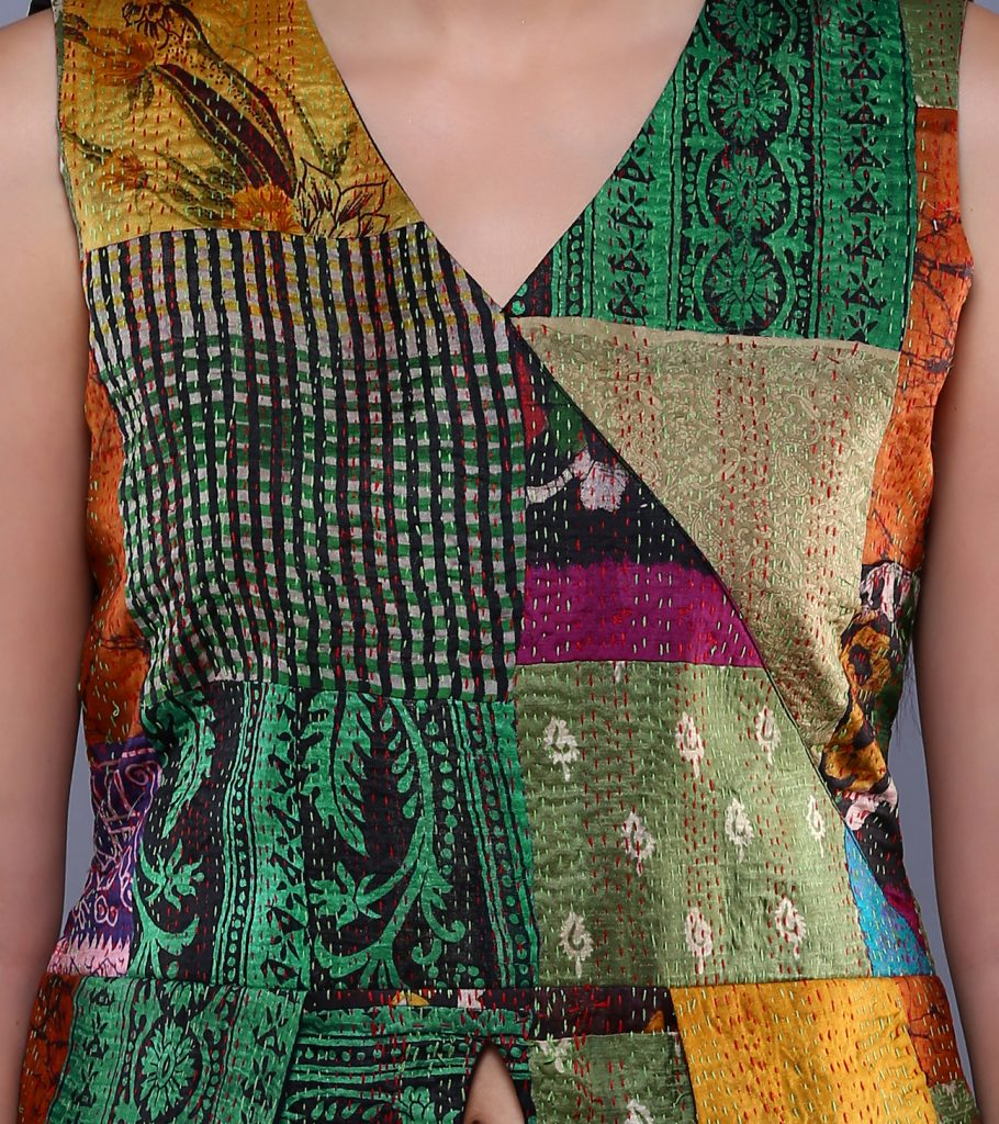 FABLES OF KANTHA EMBROIDERY & Stitch