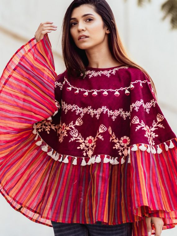 e943b7ae96f Poncho Tops - Shop Unique Ponchos for Women